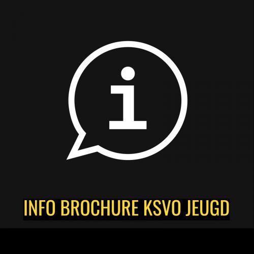 INFOBROCHURE KSVO JEUGD 2020 - 2021